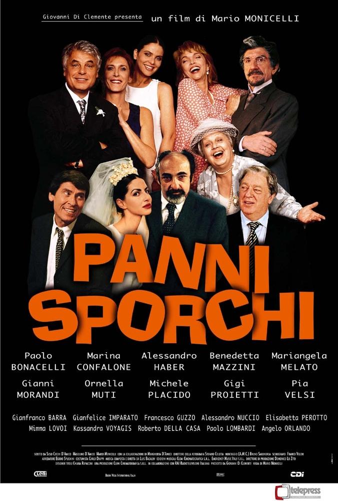Manifesto Panni Sperchi